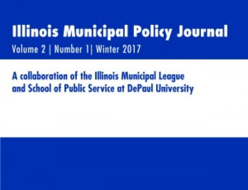 Illinois Municipal Policy Journal: Understanding Public-Private Partnerships (P3) Through a Theoretical Cost Comparison