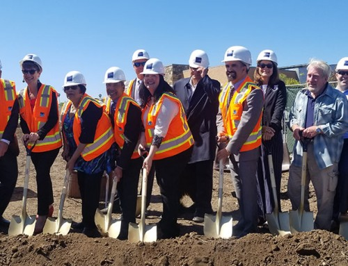 New El Gabilan Library Celebrates Groundbreaking