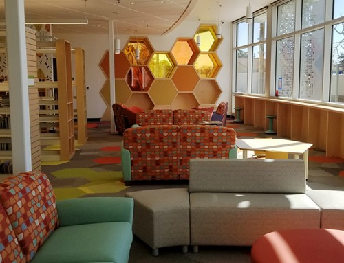 El Gabilan Library Achieves Substantial Completion; On-Time